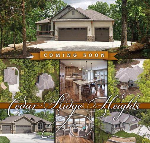 Lot 12 Cedar Ridge Heights N/A, Oak Grove, MO 64075 (#2305772) :: Austin Home Team