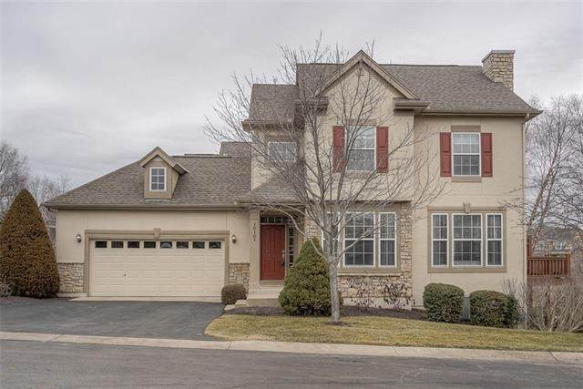 16161 Linden Street, Overland Park, KS 66085 (#2305872) :: House of Couse Group