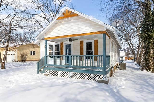 309 W 2nd Avenue, Garnett, KS 66032 (#2306072) :: Five-Star Homes