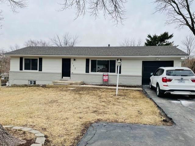 817 NE 90th Street, Kansas City, MO 64155 (#2306116) :: The Kedish Group at Keller Williams Realty