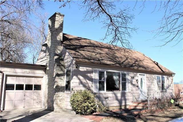 3618 SW 10th Avenue, Topeka, KS 66604 (#2306140) :: The Shannon Lyon Group - ReeceNichols