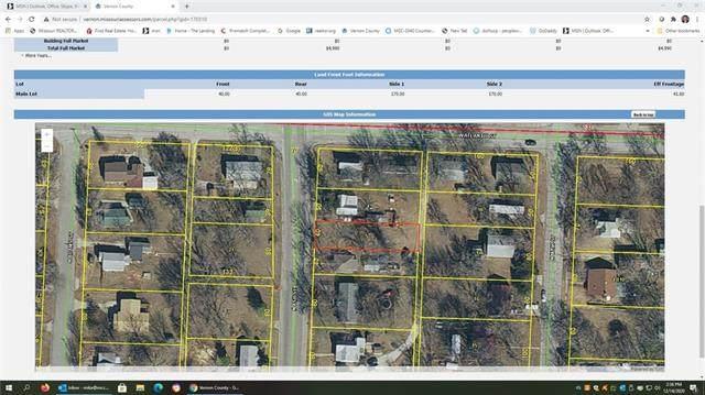 12xx N Ash Street, Nevada, MO 64772 (#2306162) :: Edie Waters Network
