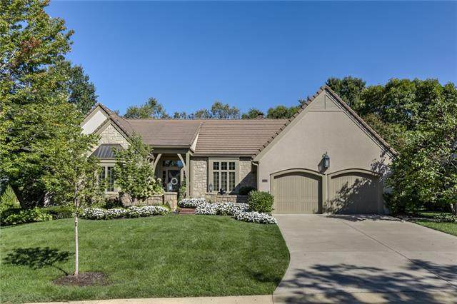 2118 W 116th Street, Leawood, KS 66211 (#2306186) :: Ron Henderson & Associates