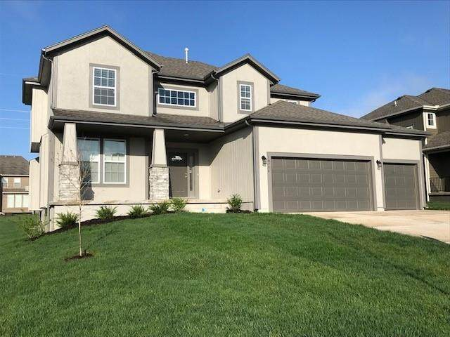 19633 W 115th Court, Olathe, KS 66061 (#2306235) :: Ron Henderson & Associates