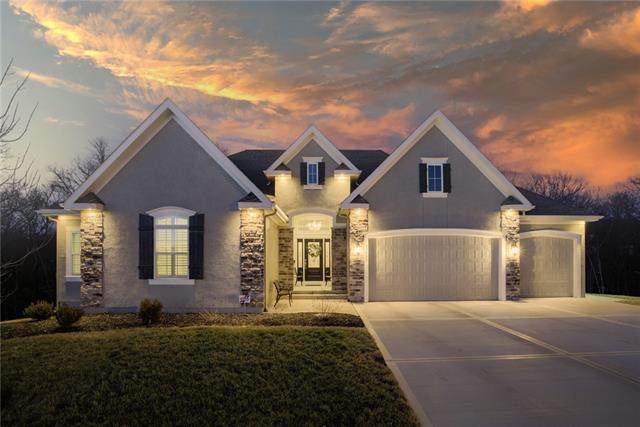 12665 N Peach Blossom Court, Platte City, MO 64079 (#2306281) :: Edie Waters Network