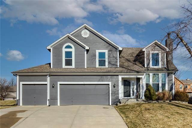 23718 W 58TH Terrace, Shawnee, KS 66226 (#2306440) :: The Kedish Group at Keller Williams Realty