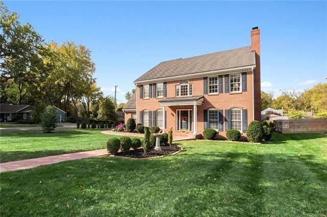 6836 Glenwood Street, Overland Park, KS 66204 (#2306640) :: Team Real Estate