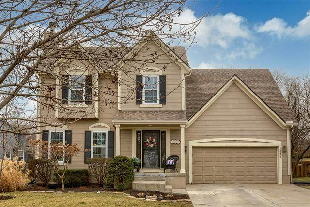 15234 S Albervan Street, Olathe, KS 66062 (#2306658) :: The Kedish Group at Keller Williams Realty