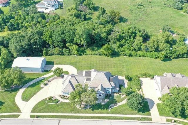 14810 W 60th Street, Shawnee, KS 66216 (#2306765) :: The Kedish Group at Keller Williams Realty