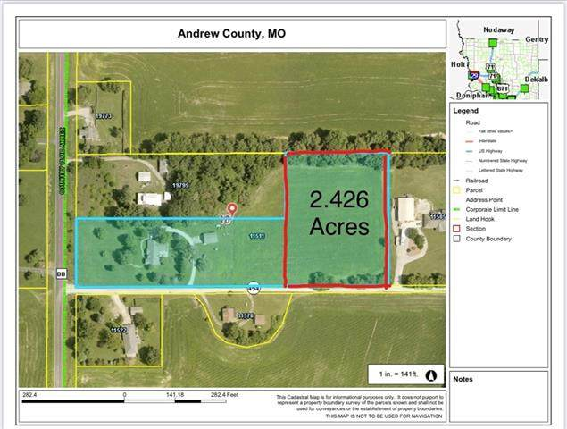 Co Rd 454 Tract C N/A, Country Club, MO 64505 (#2306797) :: The Shannon Lyon Group - ReeceNichols