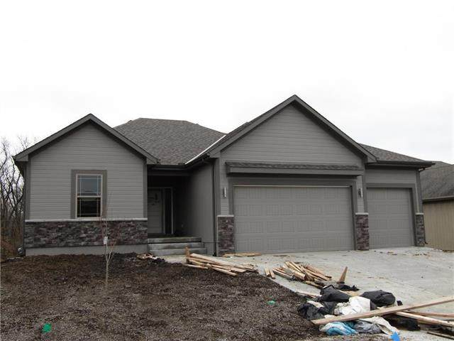 1299 NW Crestwood Drive, Grain Valley, MO 64029 (#2306799) :: The Shannon Lyon Group - ReeceNichols