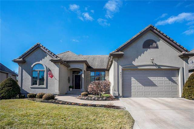 5411 W 124th Court, Overland Park, KS 66209 (#2306800) :: Ask Cathy Marketing Group, LLC
