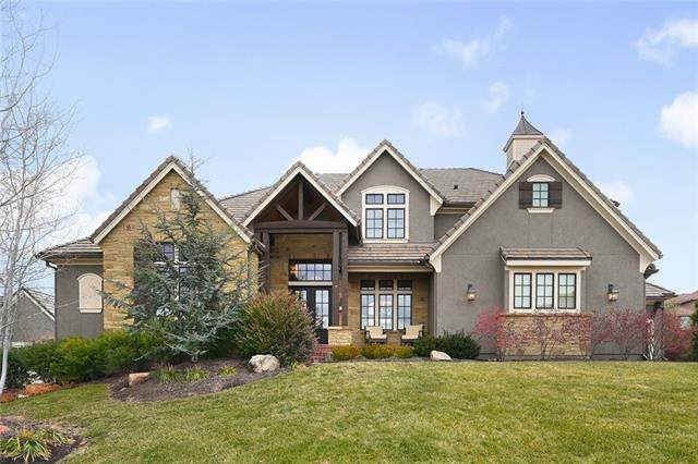 14613 Cedar Street, Leawood, KS 66224 (#2306819) :: House of Couse Group