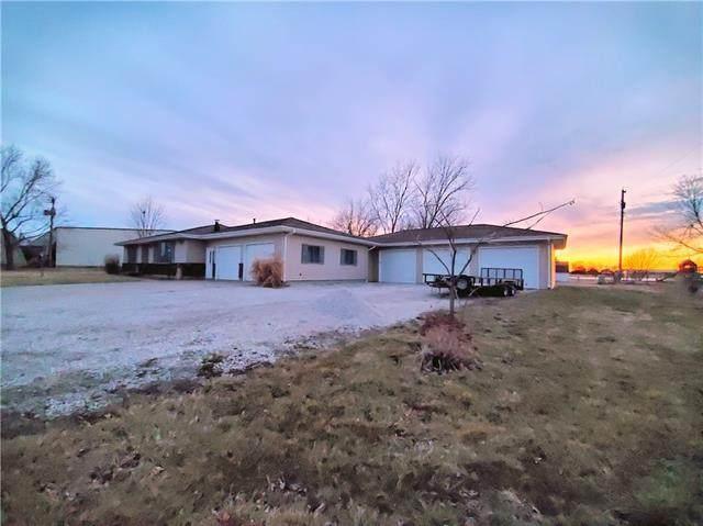 807 N Maple Street, Garnett, KS 66032 (#2306863) :: Dani Beyer Real Estate