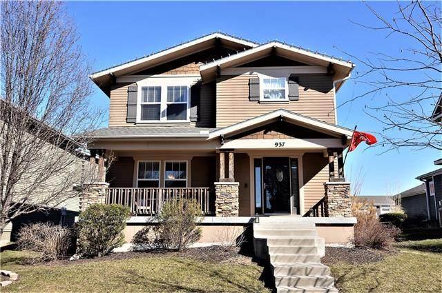 937 SW Loula Drive, Lee's Summit, MO 64081 (#2307227) :: Team Real Estate