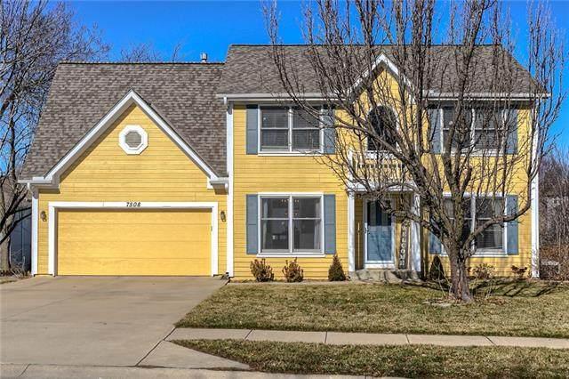 7508 NE 74th Terrace, Kansas City, MO 64158 (#2307264) :: House of Couse Group