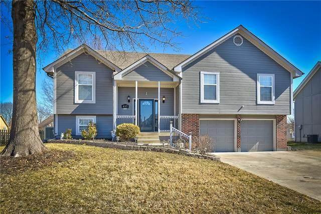 617 SE Cumberland Drive, Lee's Summit, MO 64063 (#2307279) :: Five-Star Homes