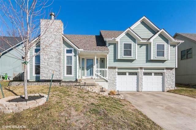 4743 Chouteau Street, Shawnee, KS 66226 (#2307352) :: House of Couse Group