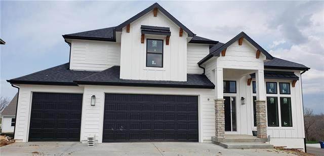31360 W 84th Terr Street, De Soto, KS 66018 (#2307370) :: House of Couse Group