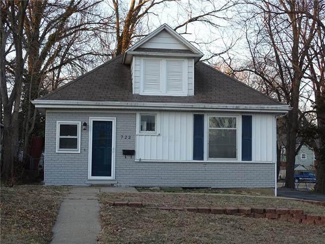 722 Pennsylvania Street, Leavenworth, KS 66048 (#2307674) :: Five-Star Homes