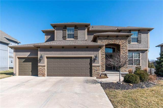 16345 S Brookfield Street, Olathe, KS 66062 (#2307721) :: Ask Cathy Marketing Group, LLC