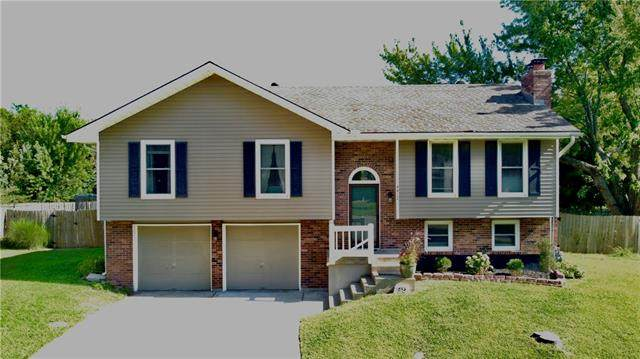 4412 SW 8th Street Terrace, Blue Springs, MO 64015 (#2307740) :: The Rucker Group