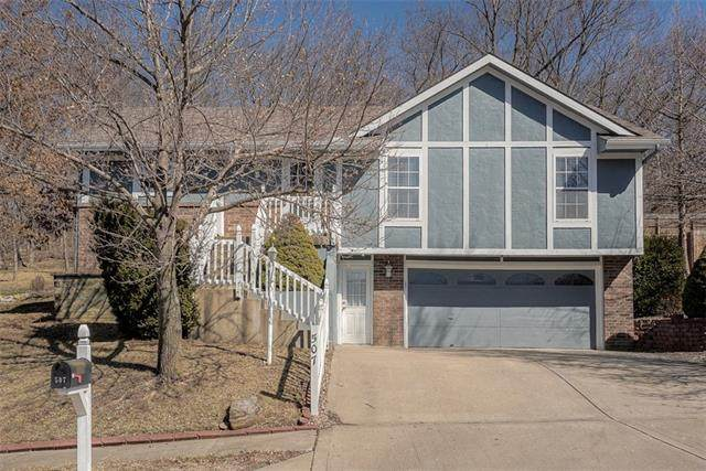 507 Kindred Drive, Smithville, MO 64089 (#2307773) :: The Rucker Group