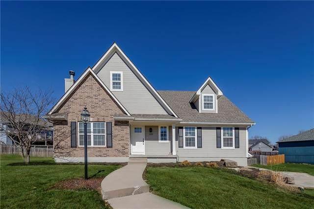 1503 Winchester Drive, Pleasant Hill, MO 64080 (#2307779) :: Dani Beyer Real Estate