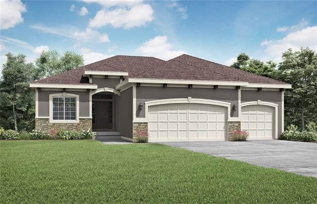 16970 S Laurelwood Lane, Olathe, KS 66062 (#2307891) :: Team Real Estate