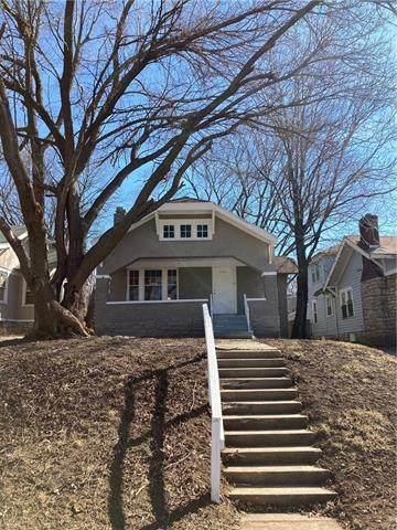 7241 Paseo Boulevard, Kansas City, MO 64132 (#2307943) :: Dani Beyer Real Estate