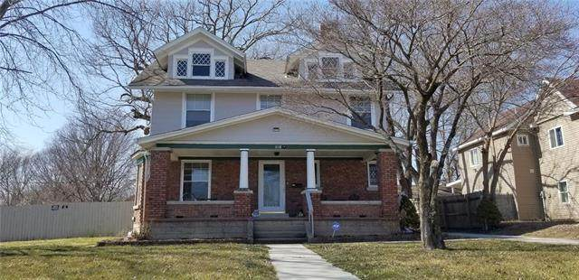 618 S Crysler Avenue, Independence, MO 64050 (#2307945) :: Ron Henderson & Associates