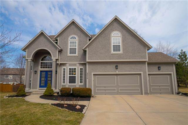 9016 W 143rd Place, Overland Park, KS 66221 (#2308136) :: The Rucker Group
