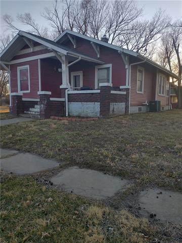 315 N 3rd Street, Mound City, KS 66056 (#2308159) :: Ron Henderson & Associates