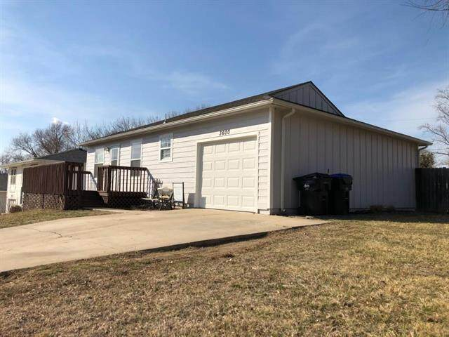 3600 Cambridge Terrace, Topeka, KS 66610 (#2308177) :: Team Real Estate