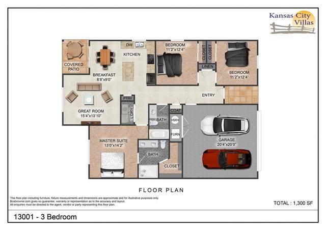 7732 NW 124th Street, Kansas City, MO 64163 (#2308220) :: Five-Star Homes