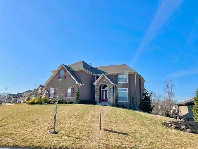 9601 W 152nd Street, Overland Park, KS 66221 (#2308402) :: Five-Star Homes