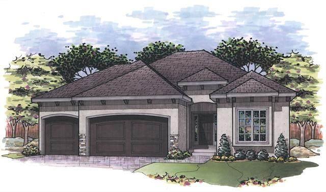 16348 S Britton Street, Olathe, KS 66062 (#2308983) :: Five-Star Homes
