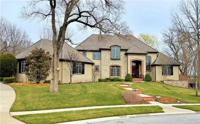 4004 W 112th Street, Leawood, KS 66211 (#2309272) :: Dani Beyer Real Estate