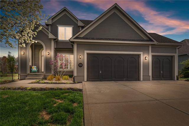 315 S Fox Ridge Drive, Raymore, MO 64083 (#2309618) :: Ask Cathy Marketing Group, LLC