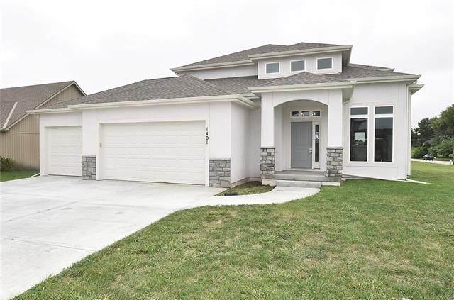 1407 NE 183rd Street, Smithville, MO 64089 (#2309933) :: Ron Henderson & Associates