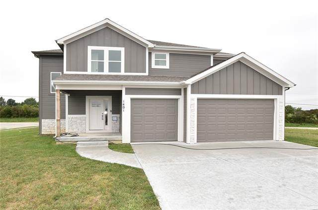 1513 Mary Circle, Smithville, MO 64089 (#2309941) :: Ron Henderson & Associates