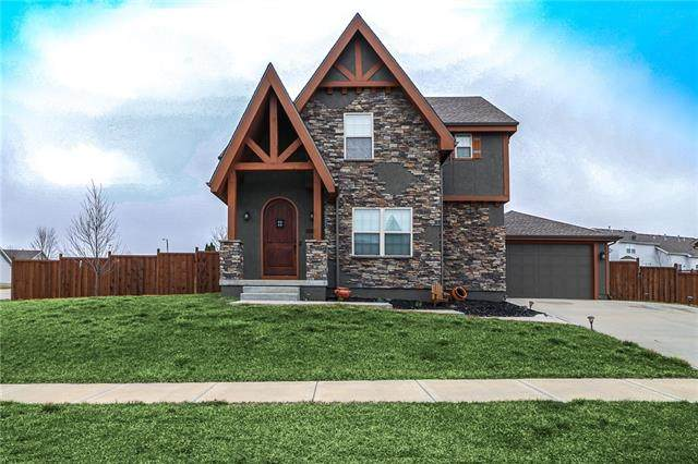 1205 SW Arborcrest Drive, Lee's Summit, MO 64082 (#2310085) :: Dani Beyer Real Estate