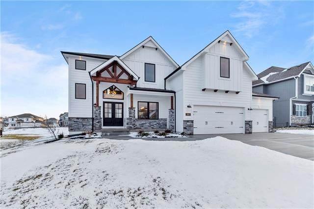 11414 Bluestem (Lot 18) Drive, Kearney, MO 64060 (#2310121) :: Five-Star Homes