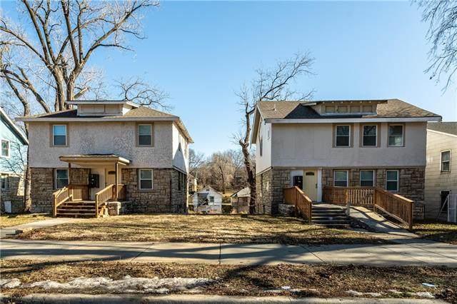 4317 Paseo Boulevard, Kansas City, MO 64110 (#2310136) :: Dani Beyer Real Estate