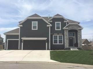 21611 W 45th Terrace, Shawnee, KS 66226 (#2310232) :: The Rucker Group