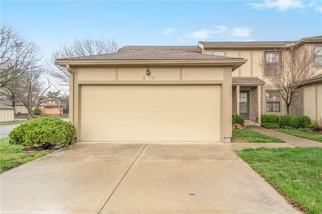 9601 Nieman Place, Overland Park, KS 66214 (#2310295) :: Team Real Estate