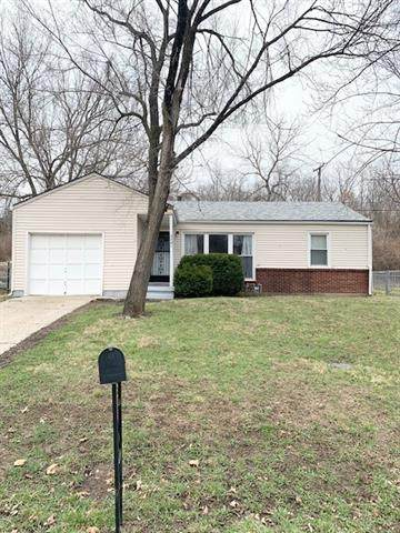 2701 N 61st Terrace, Kansas City, KS 66104 (MLS #2310302) :: Stone & Story Real Estate Group