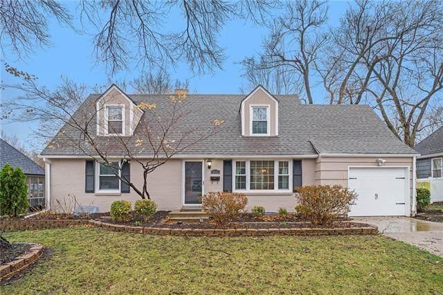6003 W 76th Terrace, Prairie Village, KS 66208 (#2310362) :: Dani Beyer Real Estate