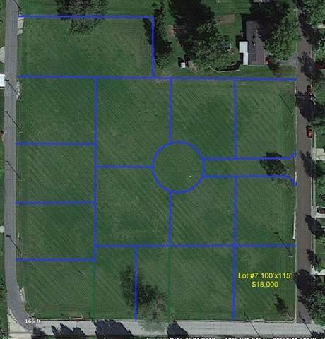 Lot #7 Kavanaugh Street, Trenton, MO 64683 (#2310468) :: Eric Craig Real Estate Team