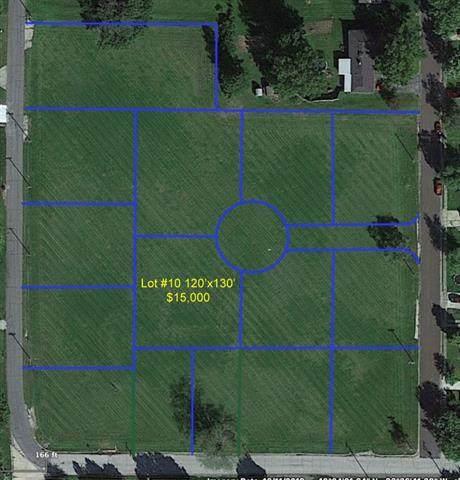 Lot #10 Kavanaugh Street, Trenton, MO 64683 (#2310473) :: Eric Craig Real Estate Team